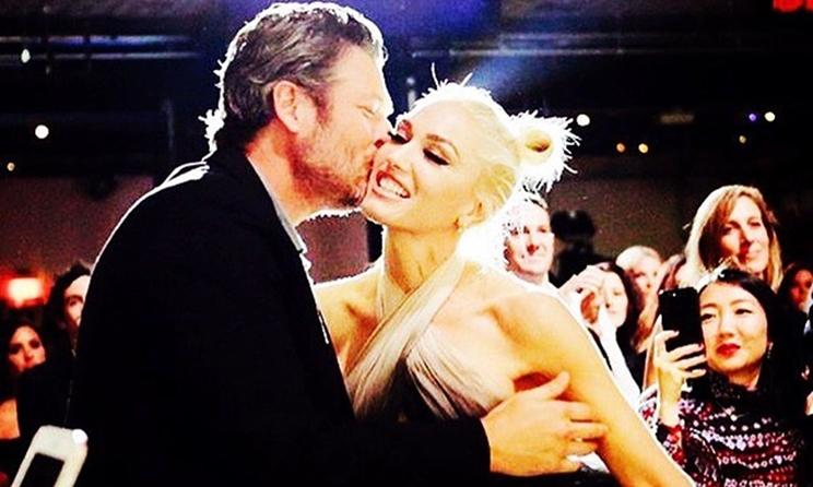 Blake Shelton Gwen Stefani The Voice Wedding Off